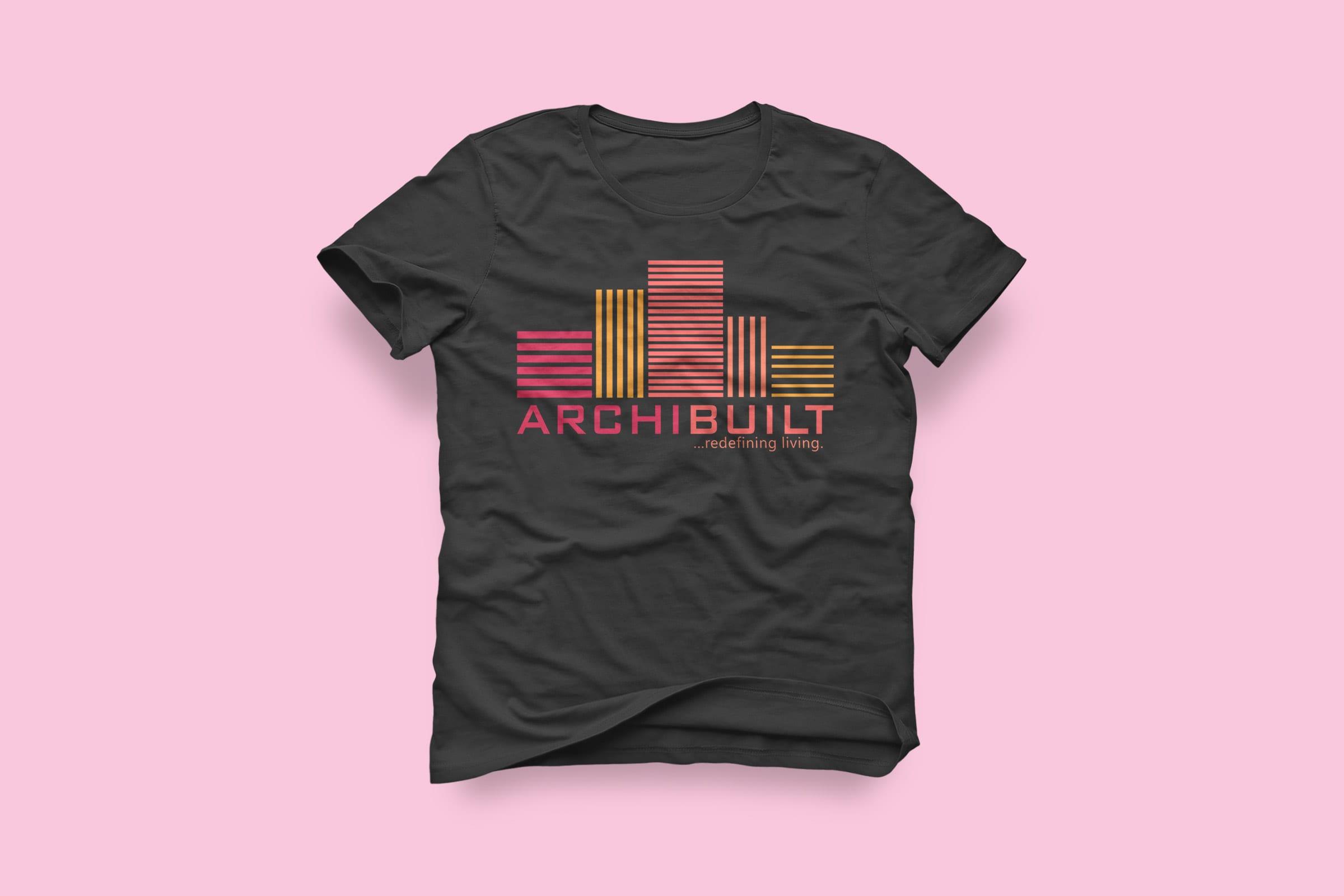 T Shirt Design Mockup1 Silkbox